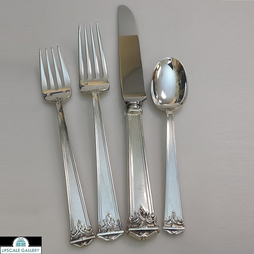 Tuttle Trianon 4pc Dinner Set