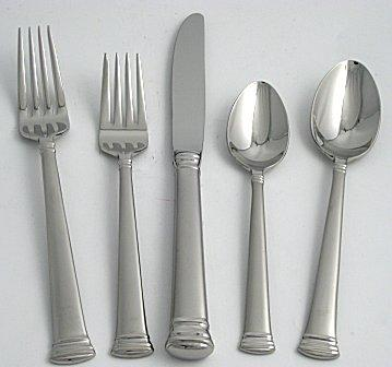 Lenox Flatware Eternal Frosted