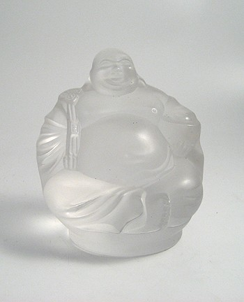 Lalique Happy Buddha