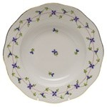 Herend Blue Garland Rim Soup 8