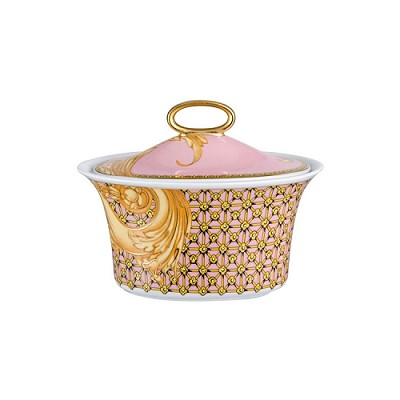 Versace Byzantine Dreams Sugar Bowl with Cover 7 oz.